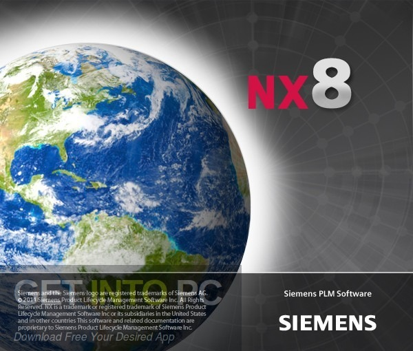 SIEMENS PLM NX 8 32 64 bit + documentation in English for free Download-GetintoPC.com