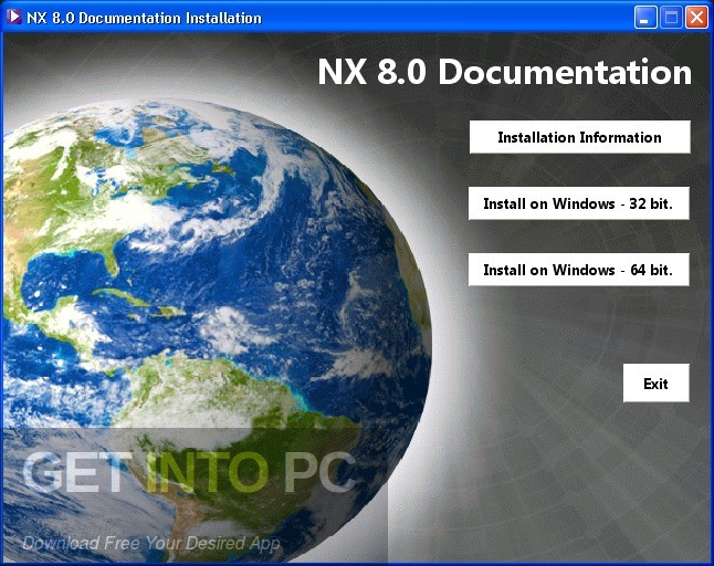 SIEMENS PLM NX 8 32 64 Bit + English Documentation Standalone Installer Download-GetintoPC.com