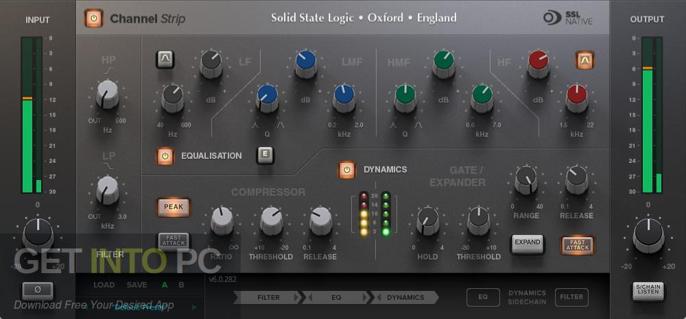Solid State Logic Duende Native VST Direct Link Download-GetintoPC.com