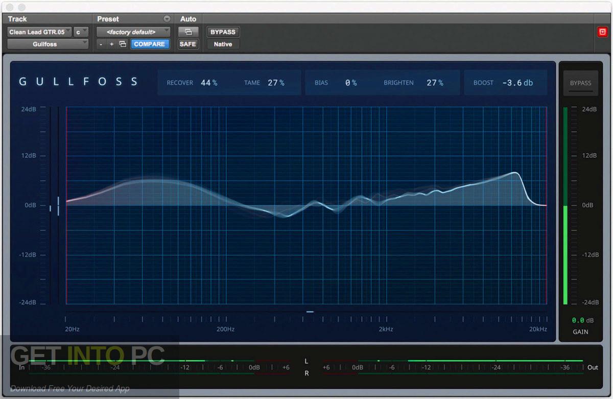 Soundtheory - Gullfoss VST Latest version Download-GetintoPC.com