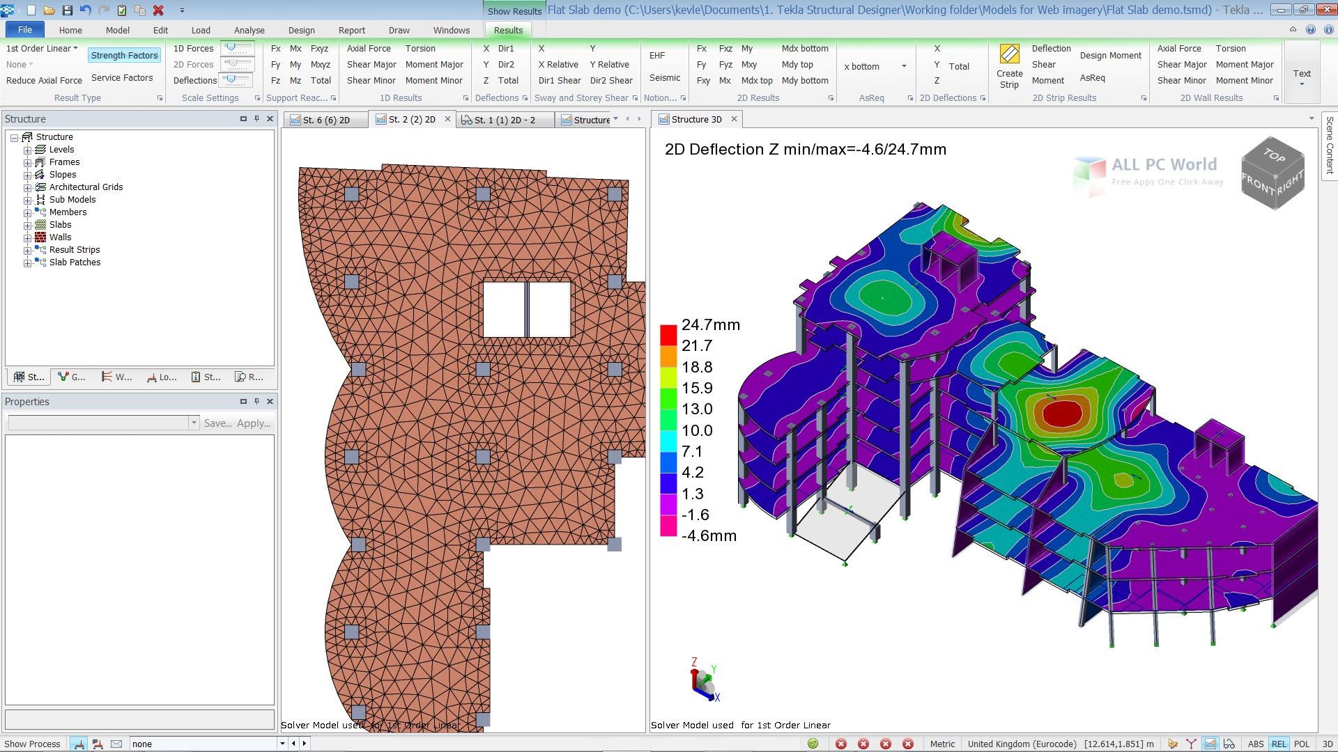 Tekla Structural Designer 2019 SP2 v19.0 Free Download