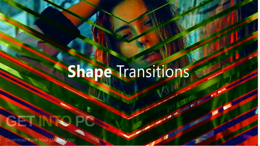 VideoHive - smooth transitions for Premiere Pro latest version of Download-GetintoPC.com