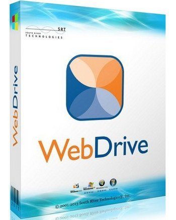 Download full version of WebDrive Enterprise