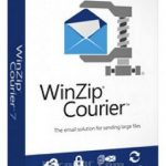WinZip Courier 9.5 Free Download Full