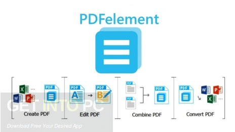 Wondershare PDF Element 6.3.5.2806 + Portable Free Download