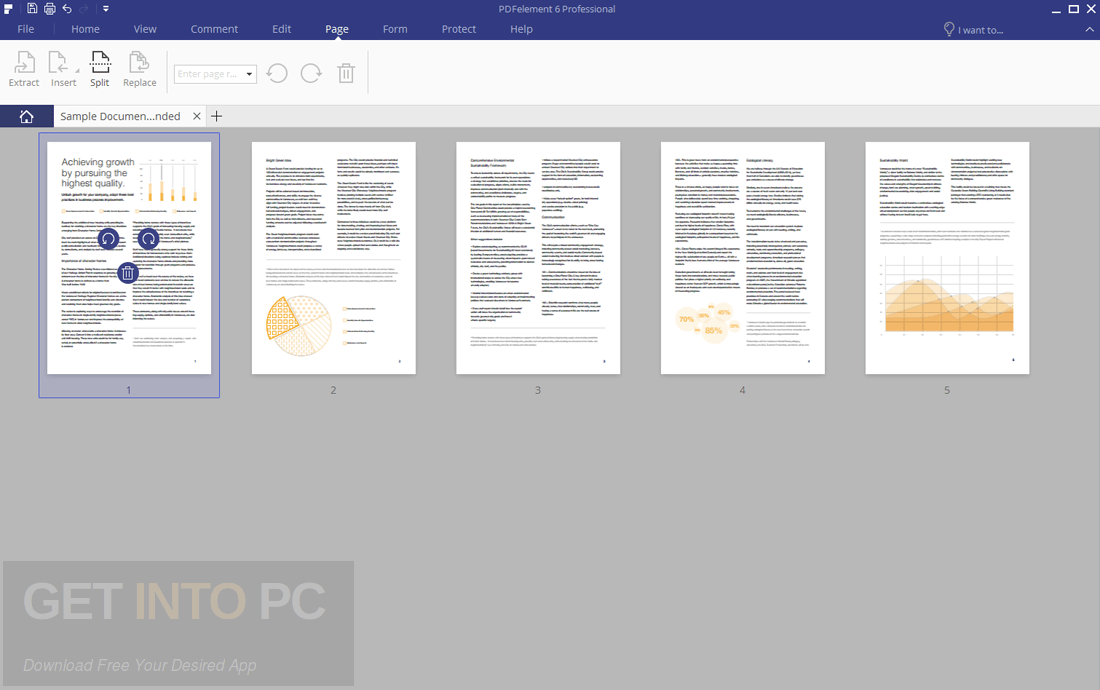 Wondershare PDF Element 6.3.5.2806 + Portable Download the latest version