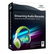 Download Wondershare Streaming Audio Recorder in full