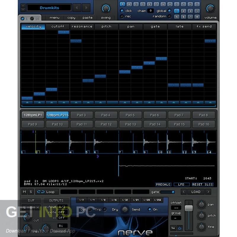 Xfer Records - Nerve VST Latest version Download-GetintoPC.com