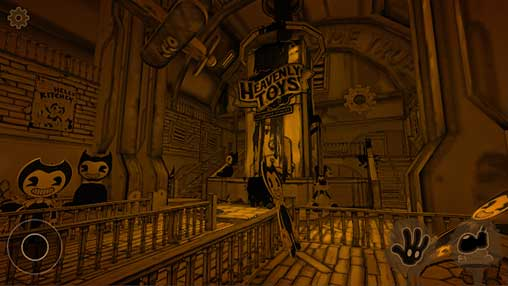 Bendy and Ink Apk