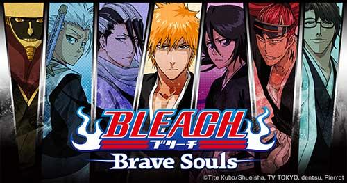 Bleach of brave souls