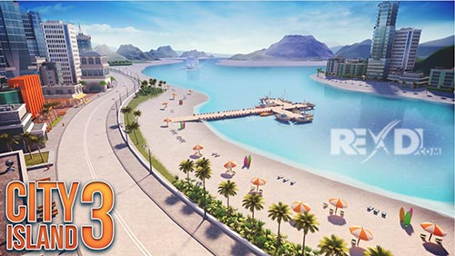 City Island 3 - Sim Assembly APK + data for android