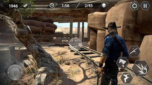 Cowboy gun war apk