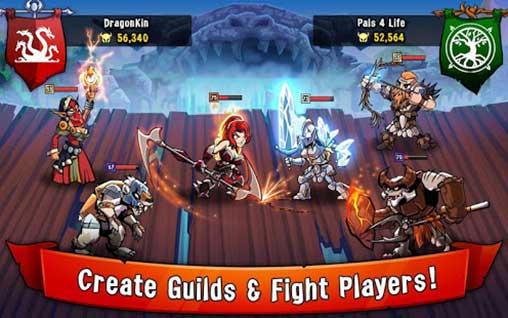 HonorBound RPG Apk