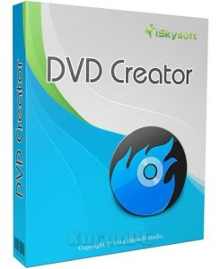 Download iSkysoft DVD Creator fully