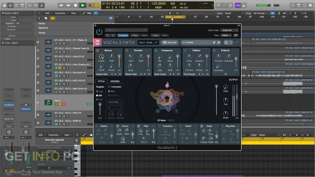 iZotope VocalSynth v2 Standalone Installer Download-GetintoPC.com