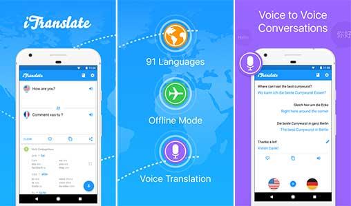 iTranslate PRO - Language Translator and Apk Dictionary