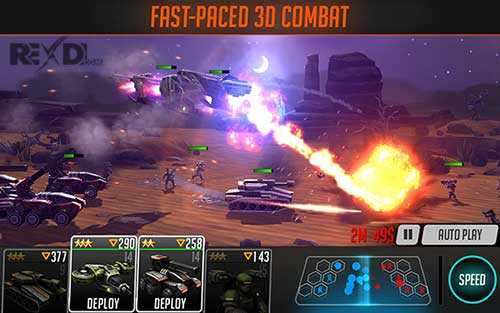 League of Military Mercenaries Apk
