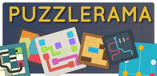 Puzzlerama - lines, points, blocks, pipes and more!