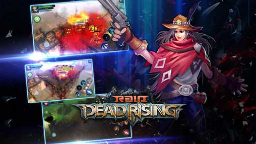 Raid: Dead Rising Apk