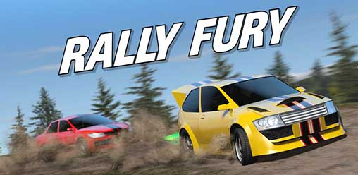 Rally Fury Extreme Racing