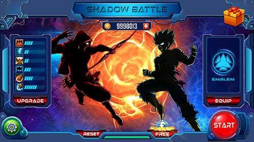 Battle of the shadows