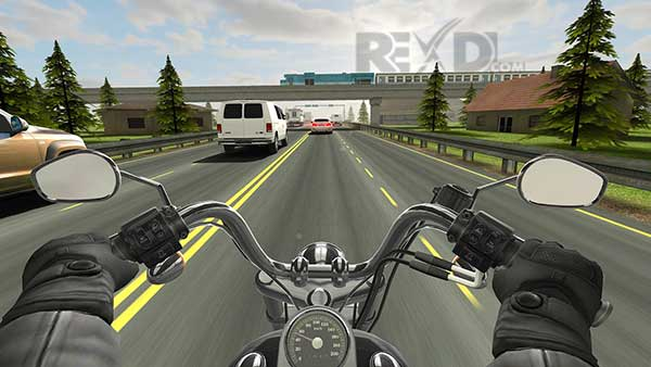 Android Traffic Rider