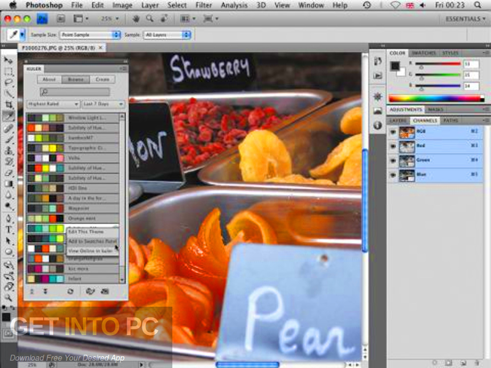 Adobe Photoshop CS4 Extended Direct Link Download-GetintoPC.com