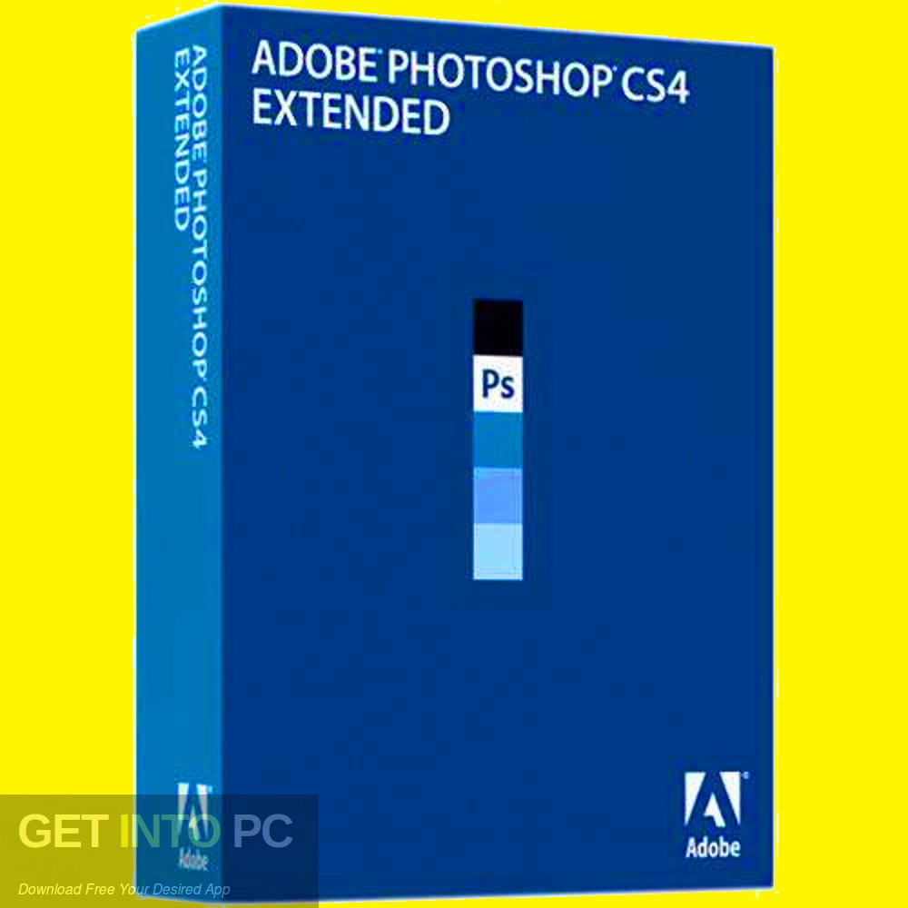 Adobe Photoshop CS4 Extended Free Download - GetintoPC.com