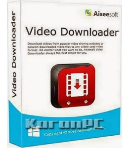 Download Aiseesoft Video Downloader Full