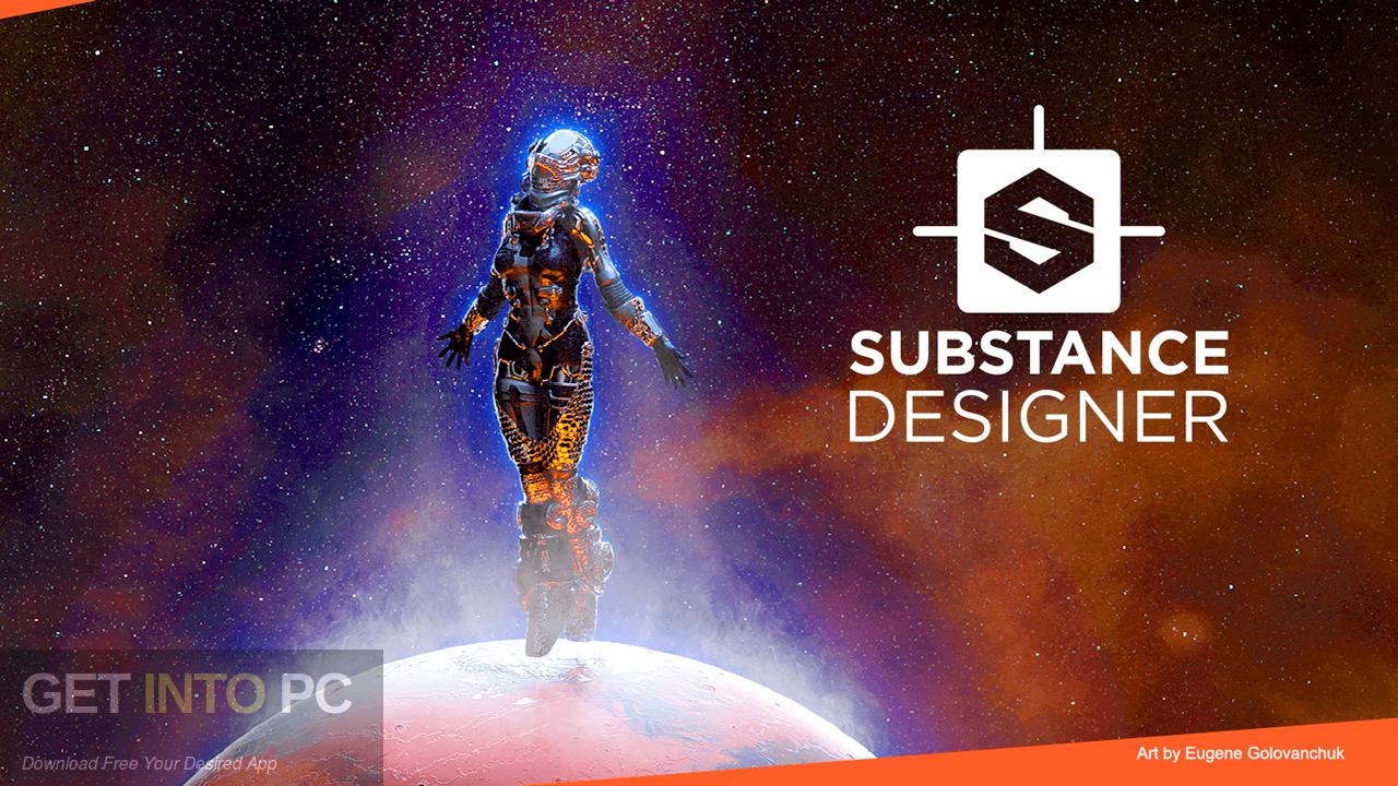 Allegorithmic Substance Designer 2019 Latest version Download-GetintoPC.com