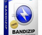 Bandizip 6.23 Free Download + Portable