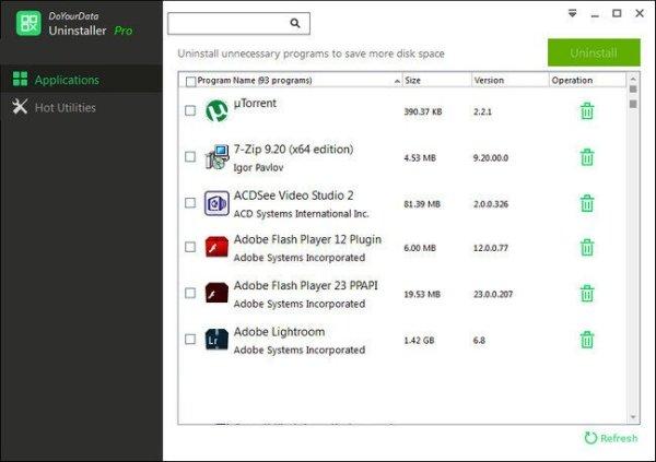 Download DoYourData Uninstaller Pro Full