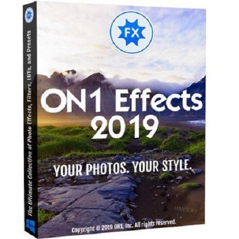 Download ON1 Effects 2019 v13.2