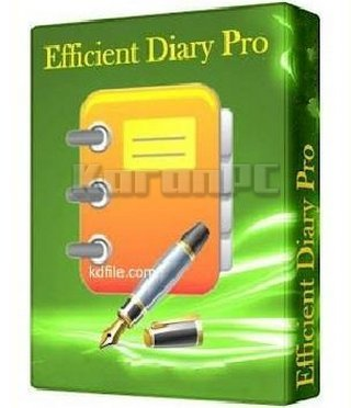 Download Efficient Diary Pro Full