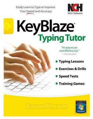 Download NCH KeyBlaze Typing Tutor Plus Full