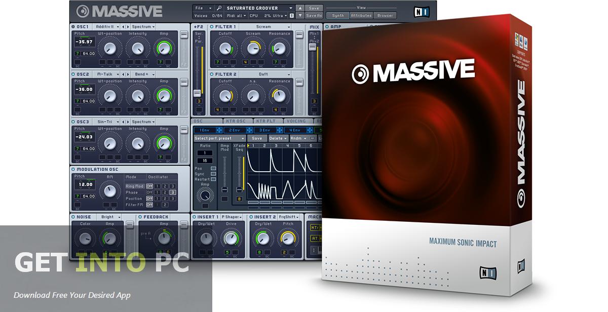 Download the latest version of NI Massive