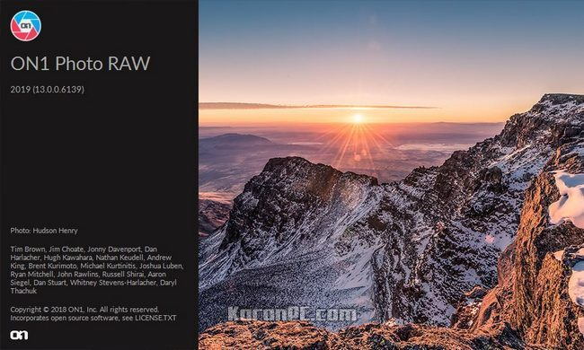 ON1 Photo RAW 2019 Full Download