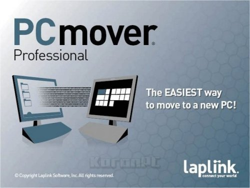 Download Laplink PCmover Professional fully
