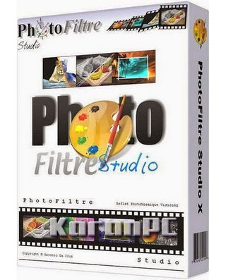 Download PhotoFiltre Studio X Full