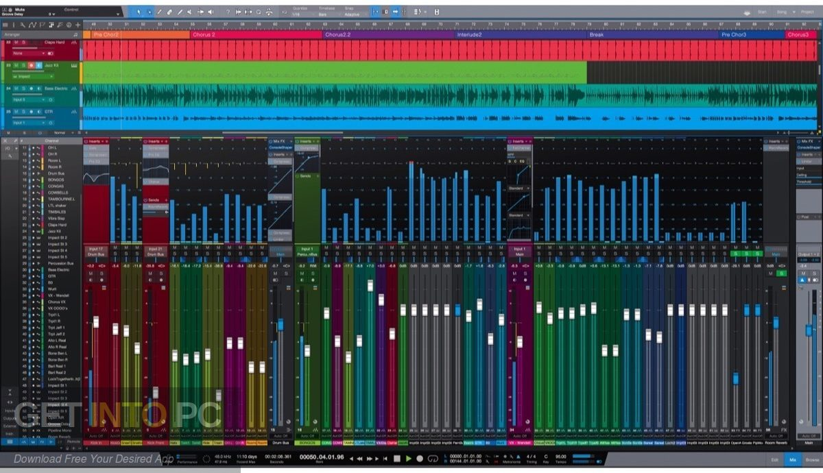 Presonus Studio One Professional 4 Standalone Installer Download-GetintoPC.com