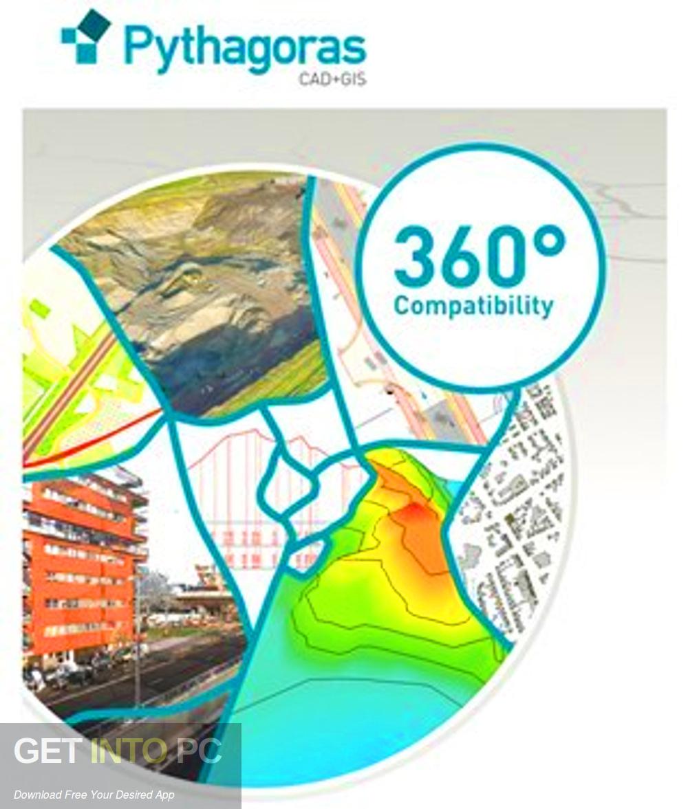 Pythagoras CAD + GIS 2012 Standalone Installer Download-GetintoPC.com