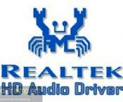Realtek High Definition Audio Drivers 2019 Free Download-GetintoPC.com