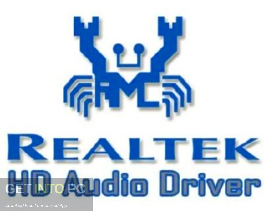 Realtek High Definition Audio Drivers 2019 Free Download - GetIntoPC.com