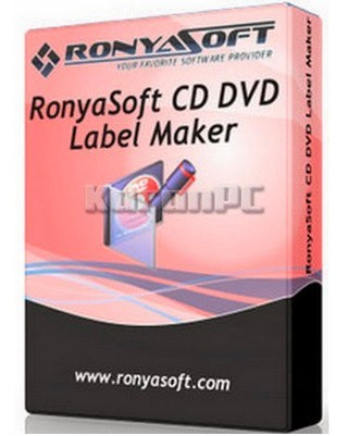 Download RonyaSoft CD DVD Label Maker Full