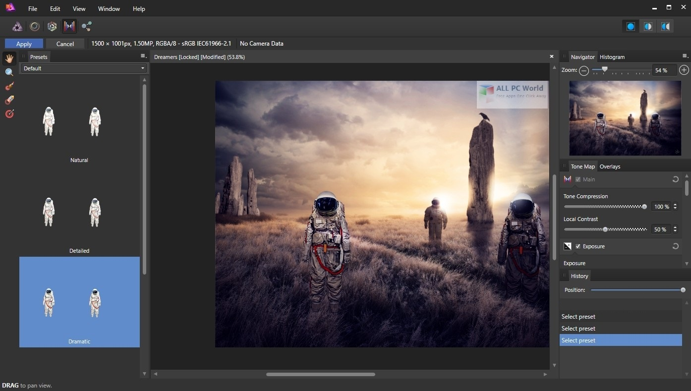Serif Affinity Photo 1.7 Free Download