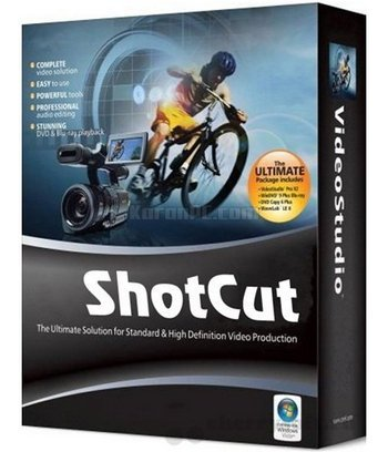 Download ShotCut Free for PC