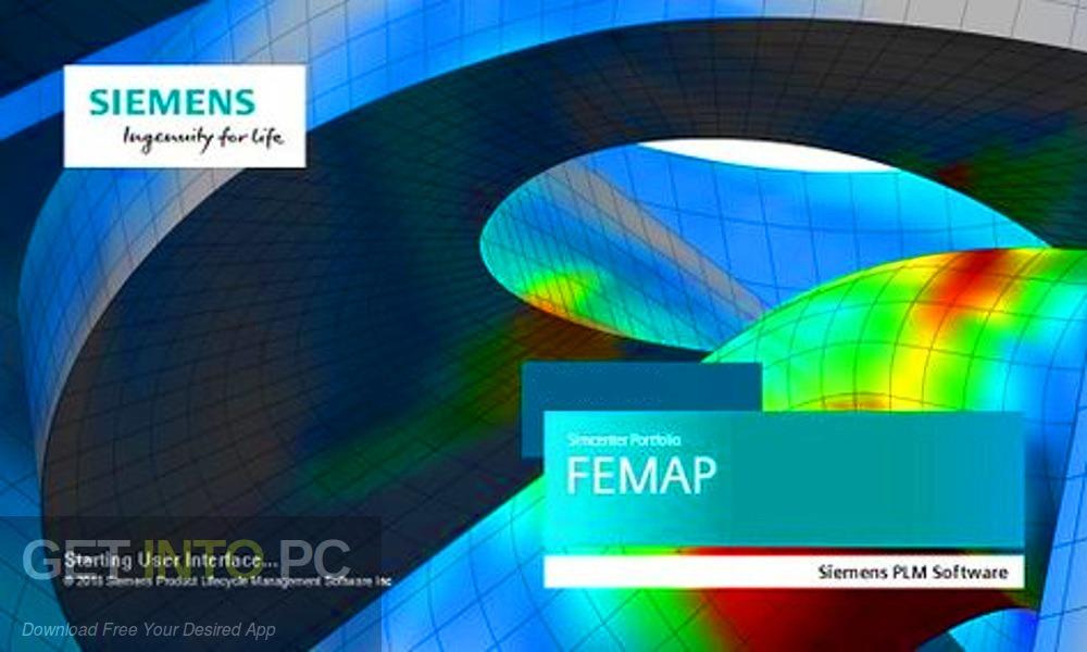 Siemens Symcenter FEMAP 2019 Free Download - GetintoPC.com