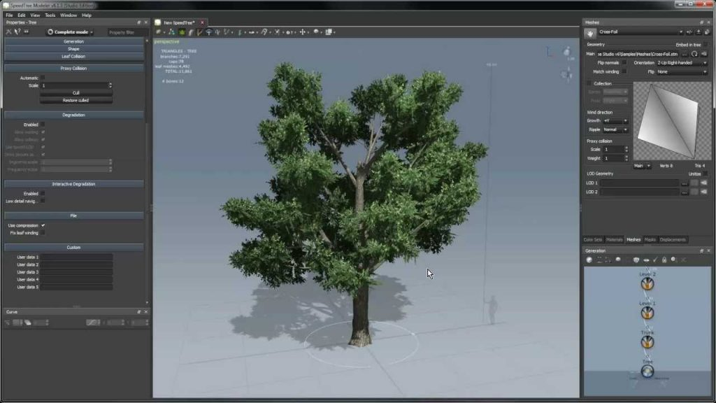 SpeedTree Cinema 8.1.3 Download direct link