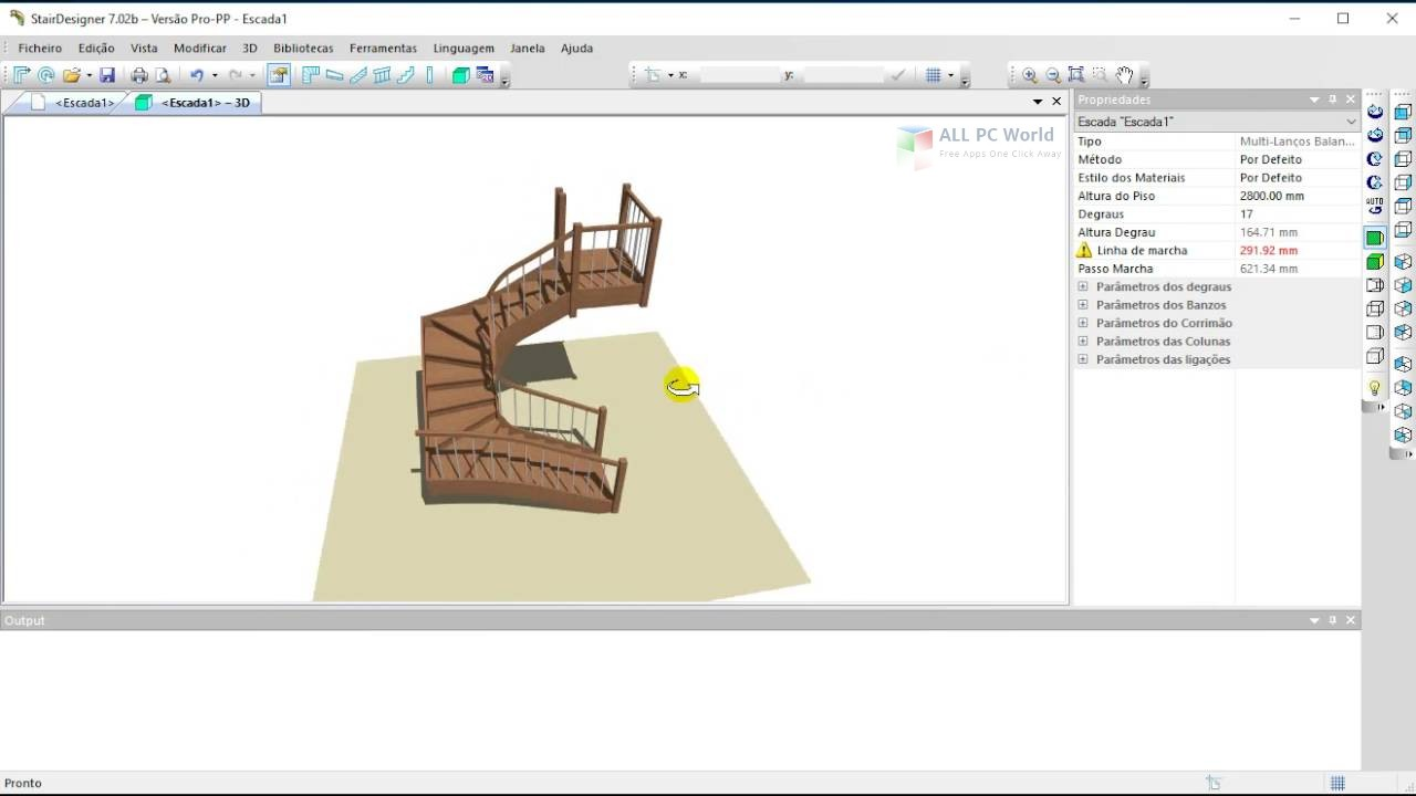 StairDesigner Pro-PP 7.11a Free Download