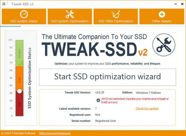 Tweak SSD Full Download